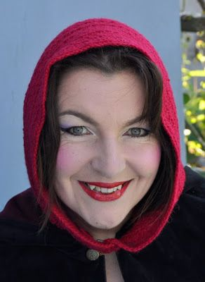 Little Red Riding Hood | Born How to crochet a simple hood