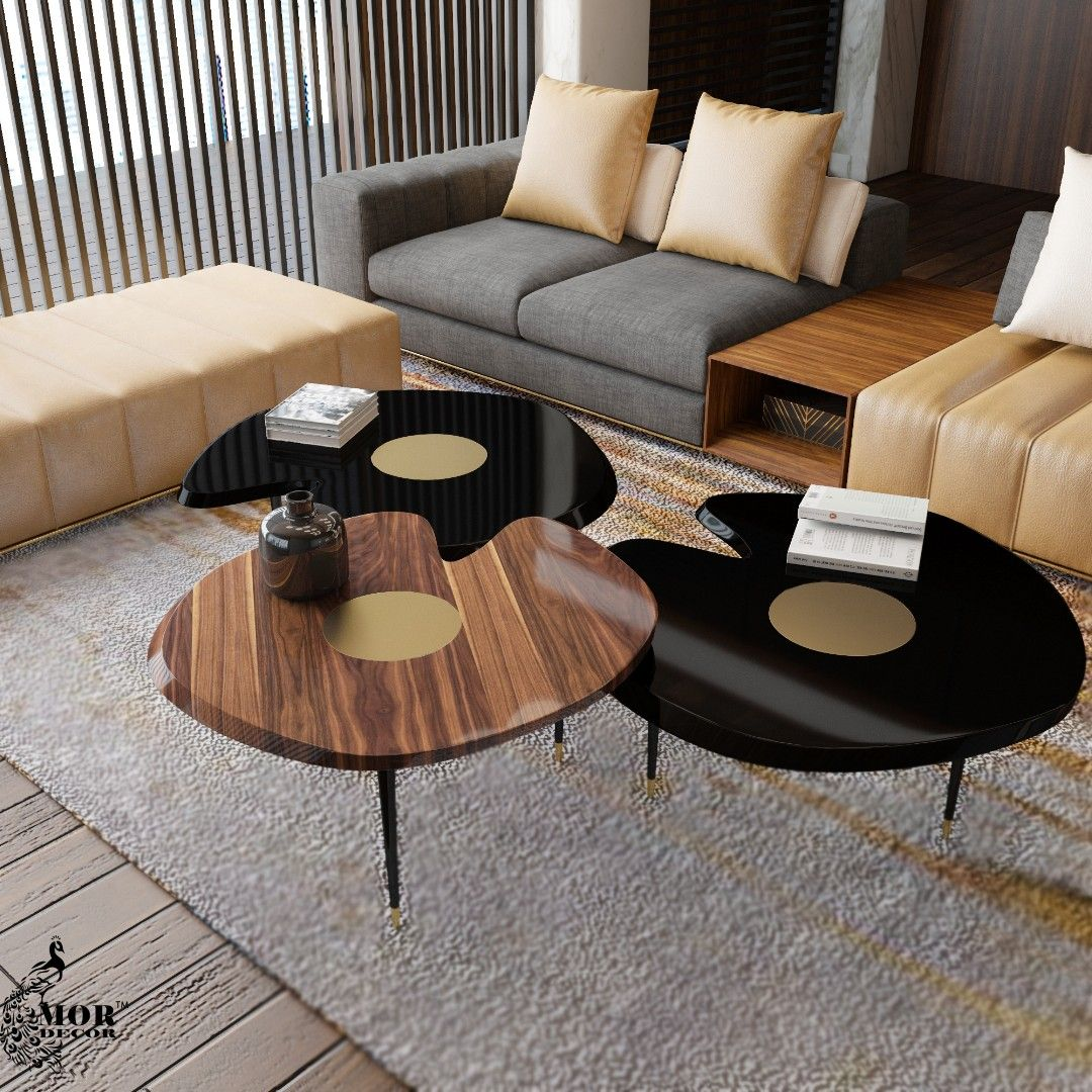 Luxury And Modern Center Table For Living Room Furniture Italian Furniture Design Luxury Furniture Stores [ 1080 x 1080 Pixel ]