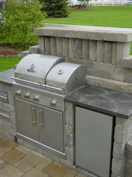 Outdoor Kitchen Countertop Appleton  Kitchen Counter Appleton Mesmerizing Outdoor Kitchen Countertops Decorating Inspiration