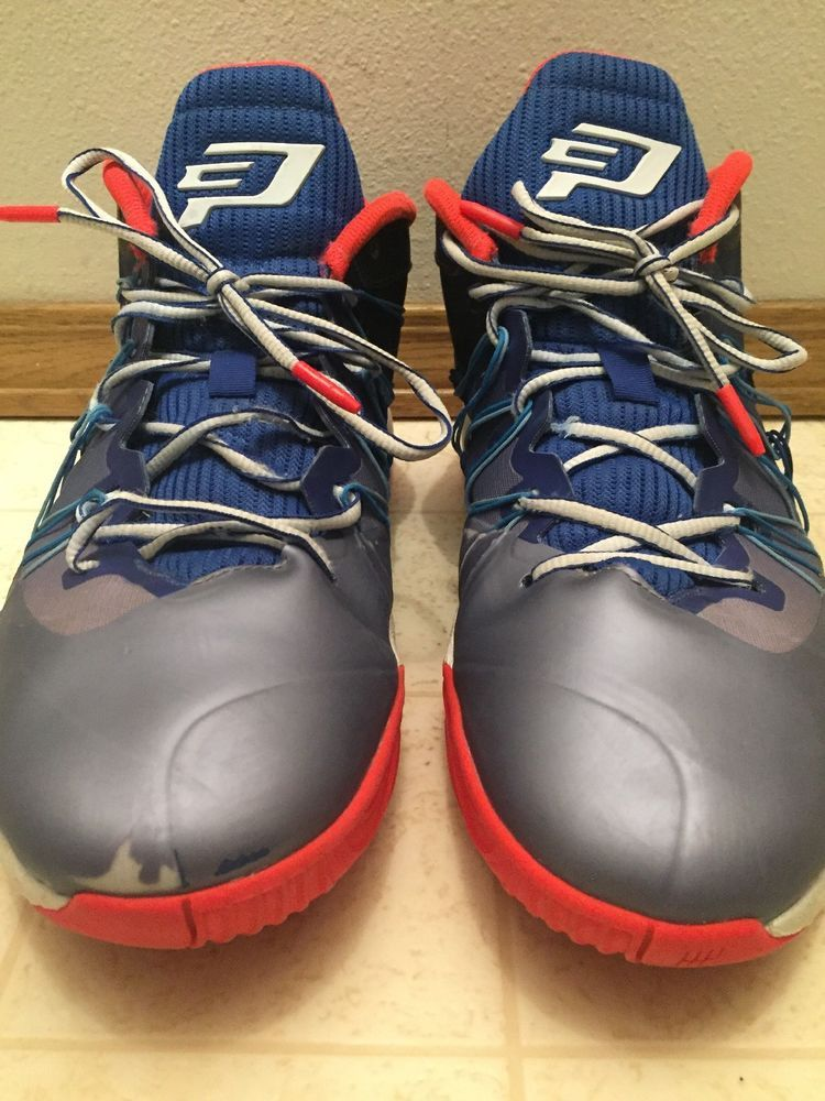 official photos a2309 43216 Nike Men s Jordan CP3 VII AE Royal White Midnight Navy Size 12 (644805-407