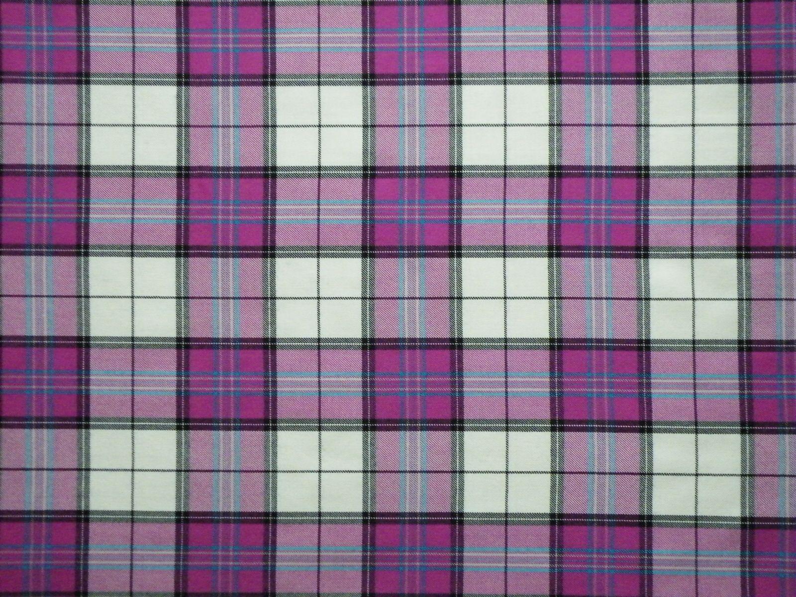 Swatch of Dress Torridon torridon pink tartan