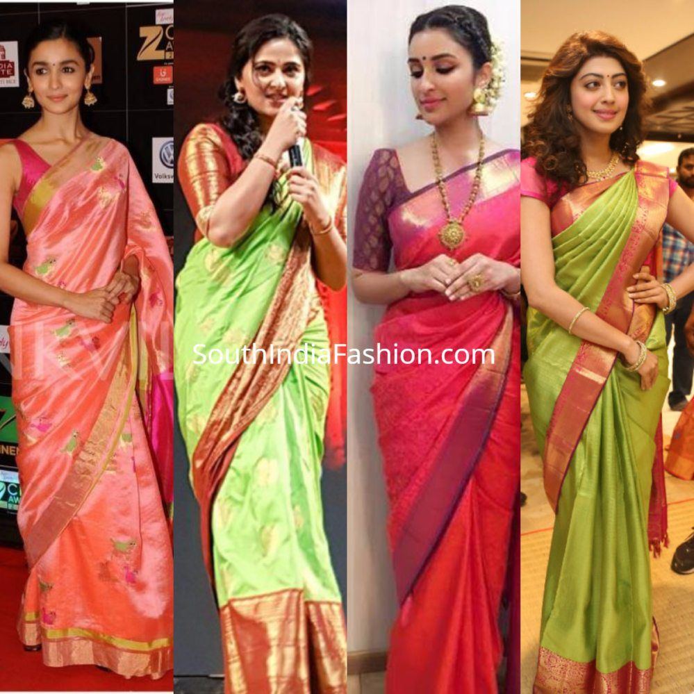 Watch - How to pattu wear saree perfectly video