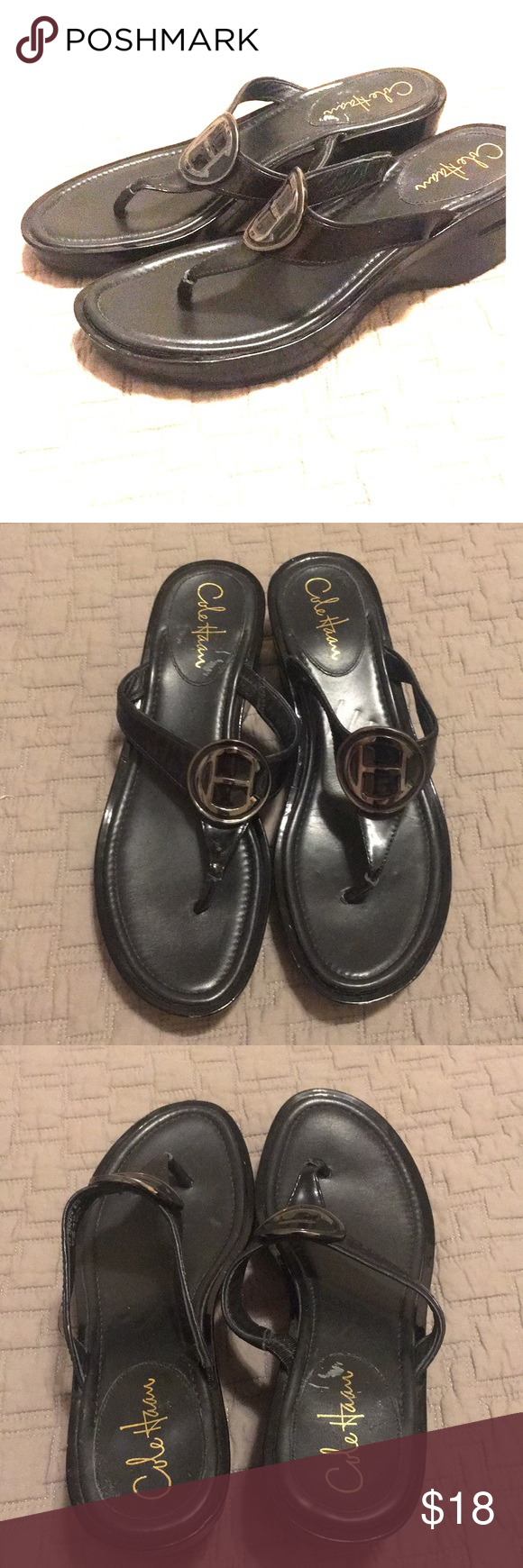 Cole Haan Nike Air Sandals | Cole haan
