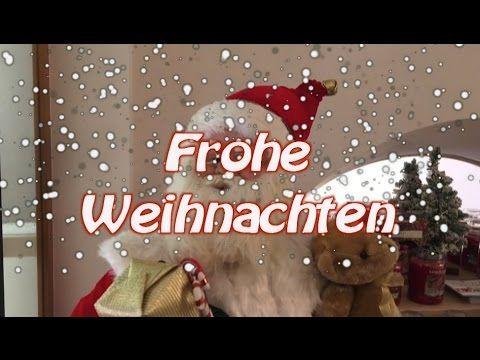 Frohe Weihnachtsgrüße.Weihnachtsgrüße Senden Frohe Weihnachten Youtube Videa Frohe