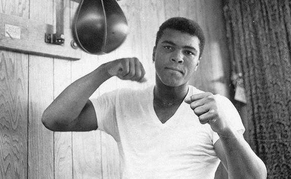 Как Мохаммед Али выбил себе место в истории