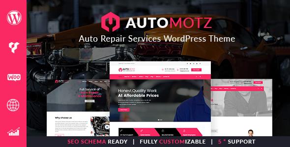 Automotz Auto Repair Services Wordpress Theme Check More At Https Aspirelifes Com Automotz Auto Repair Ser Car Repair Service Auto Repair Auto Repair Shop
