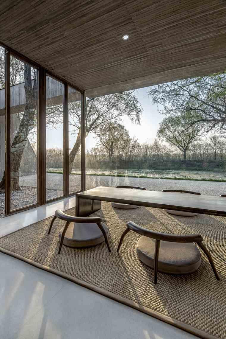 Maison de th un espace spirituel bouddhiste beijing une conception sign archstudio - Voir ma maison en direct ...