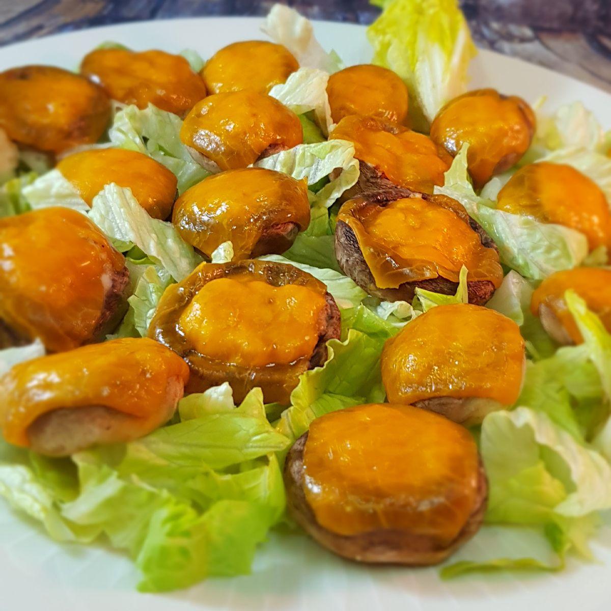 Stuffed Mushrooms الفطر المحشي Stuffed Peppers Vegetables Food