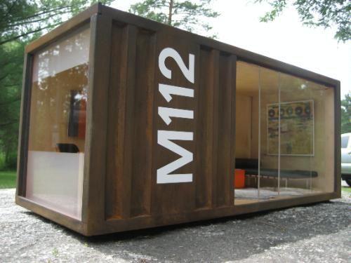 Container architecture m112 u2013 architecture design for Smart house container