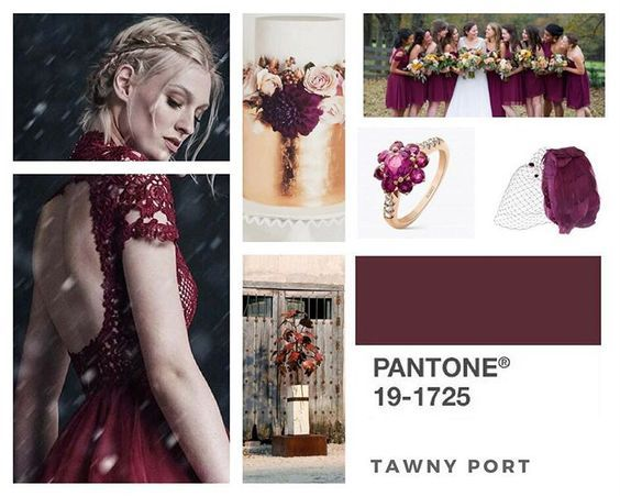 Image Result For Tawny Port Wedding Pantone Color Pantone Fall 2017 Color Inspiration