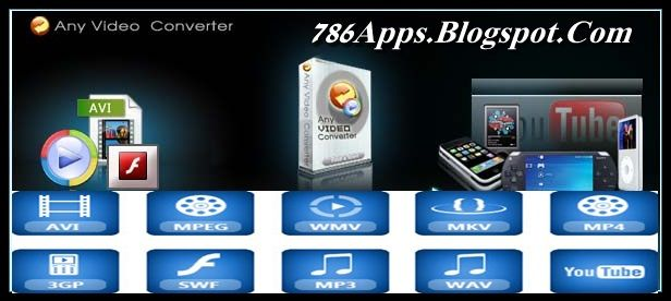 Any Video Converter Free 5 8 2 Download For Windows Updated Version Latest Video Converter