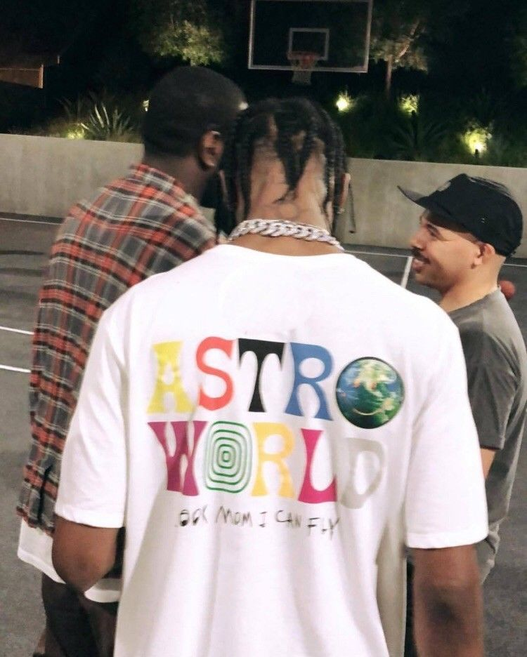47a7ac6a92db TRAVIS SCOTT ASTROWORLD CONCERT MERCH Summer men's and women's cotton t- shirts #fashion #clothing #shoes #accessories #mensclothing #shirts (ebay  link)