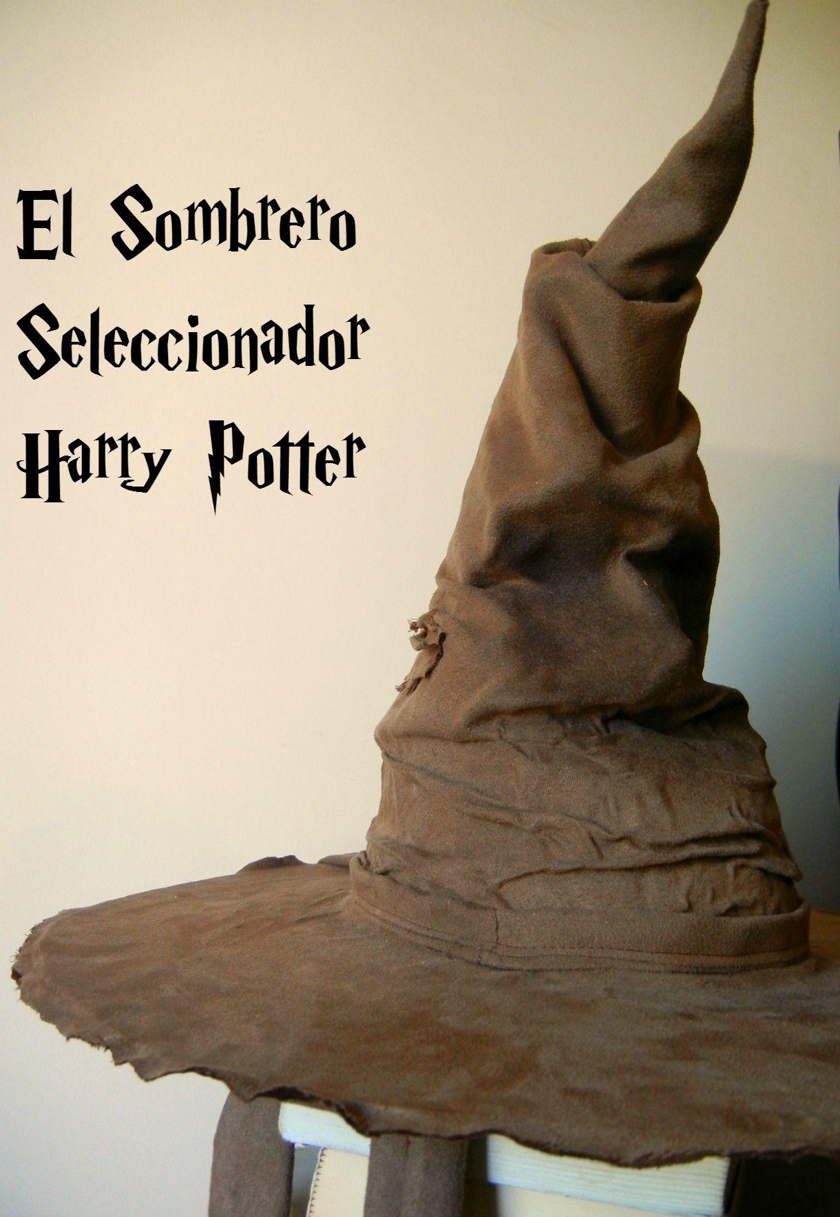 Como Hacer El Sombrero Seleccionador De Harry Potter Harry
