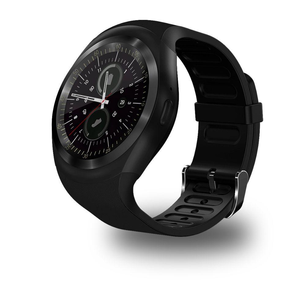 Smartch Y1 Montre Smart Watch Soutien Nano Sim Carte Et Tf Carte