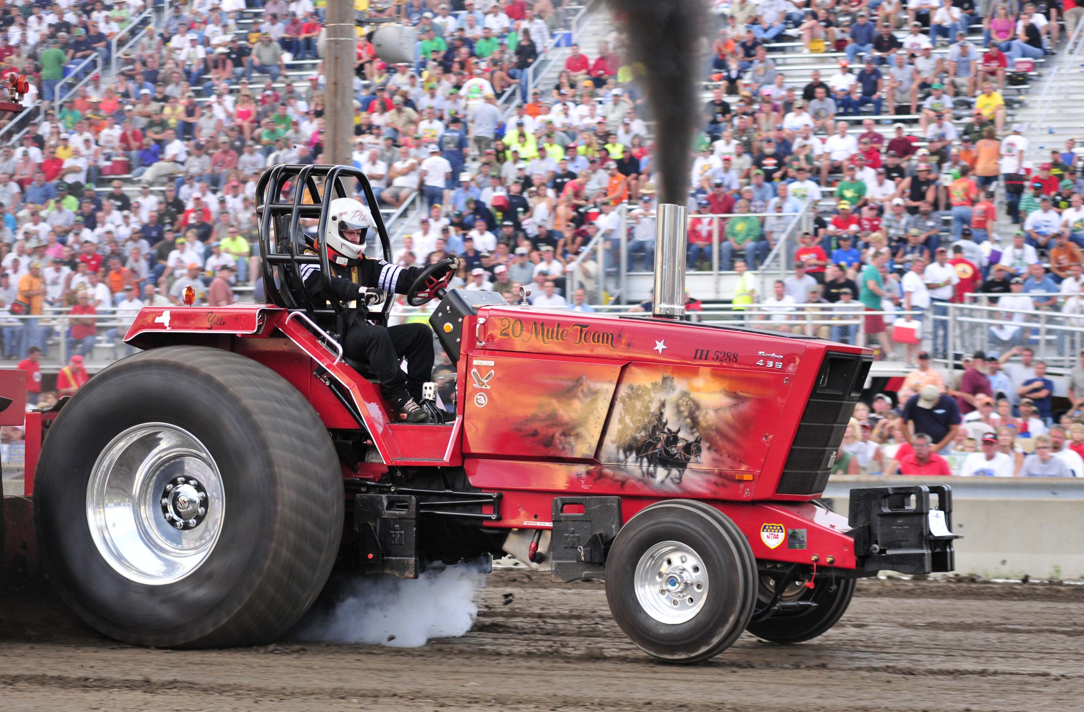 Bowling Green Tractor Pull 20 Mule Team Bowling Green Oh Tractor