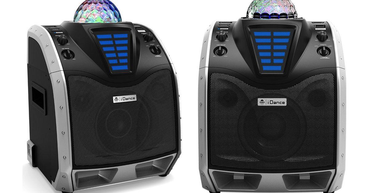 iDance Bluetooth Karaoke System #karaokesystem