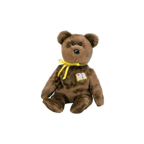 Asia-Pacific Exclusive 8.5 inch TY Beanie Baby KIA ORA the New Zealand Bear