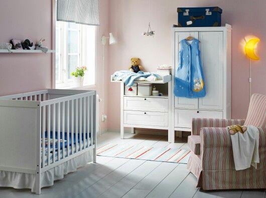 Sundvik Ikea Bebek Mobilya Bebek Odasi Dolap Bebek Odasi Dekorasyonu