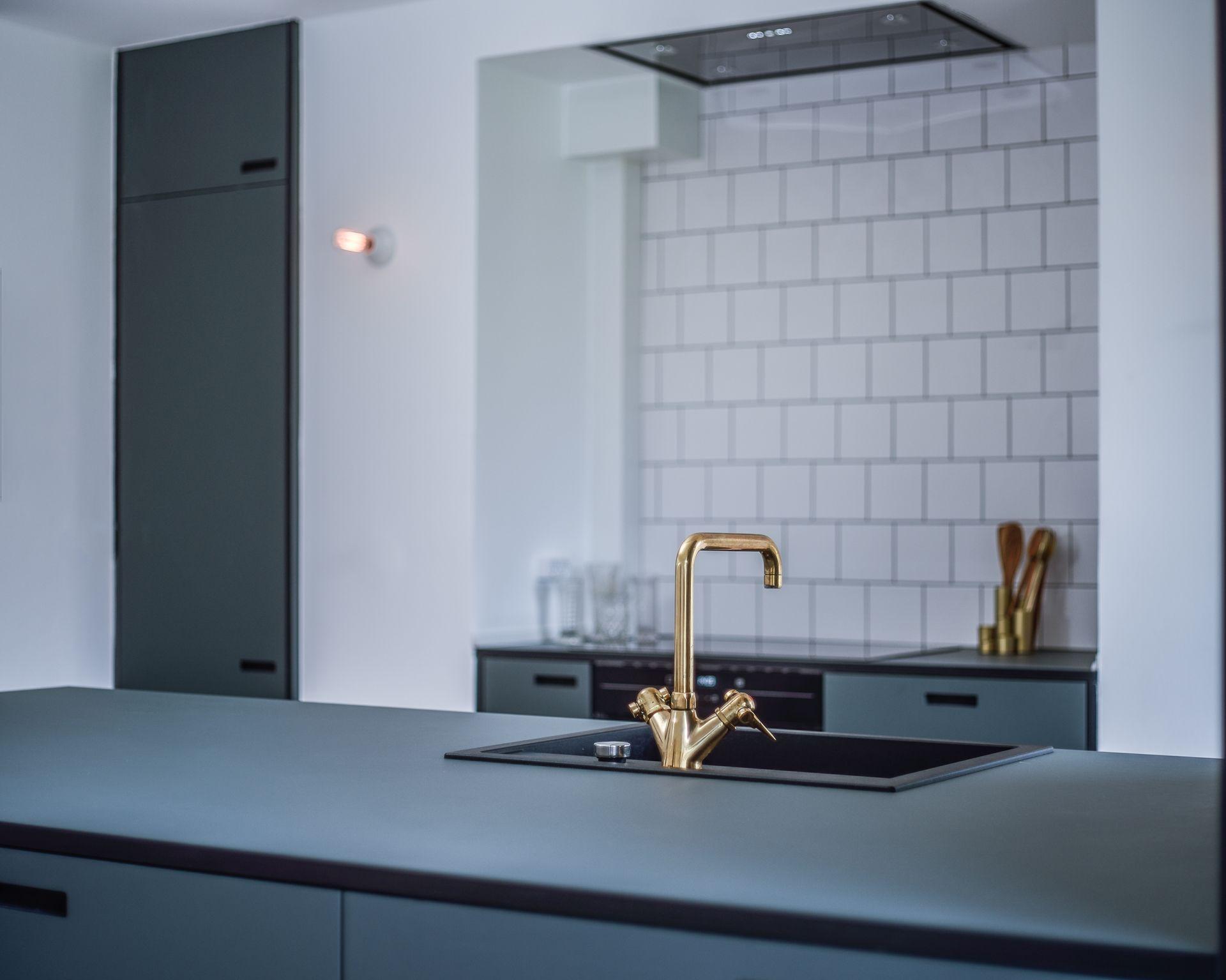 Linoleum Kitchen by &shufl · Copenhagen based Kitchen company ...