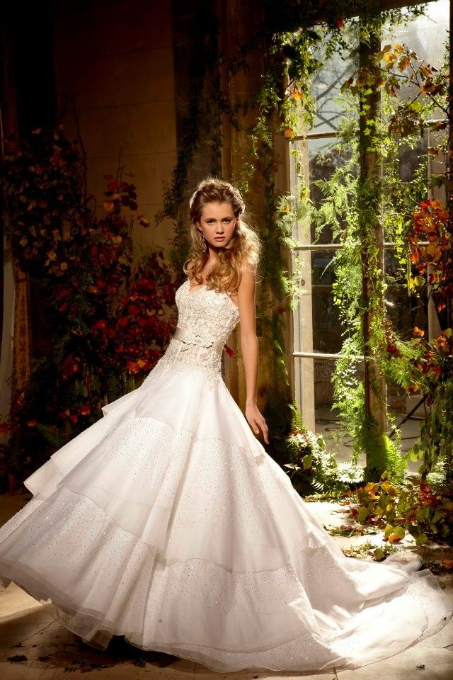 Eve of Milady Bridal Gowns | Eve of Milady