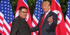 President Trump Says He and Kim Jong-Un Fell in Love