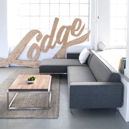 mod living furniture. Gus Modern Bolton Bi-Sectional At Mod Livin\u0027 -- Now 20% Off + We Pay Your Sales Tax! Living Furniture