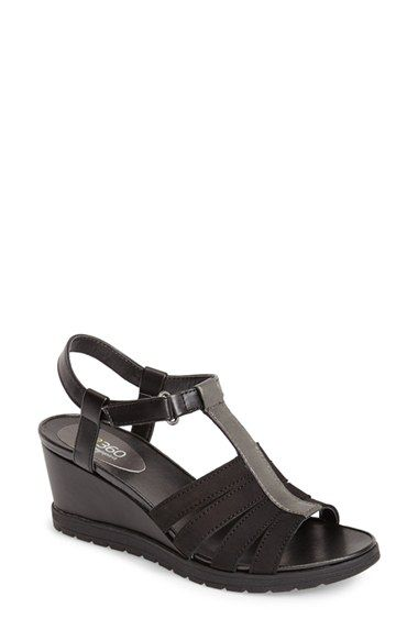 1cc8aa4bfe0d Women s Easy Spirit  e360 - Haven  Wedge Sandal