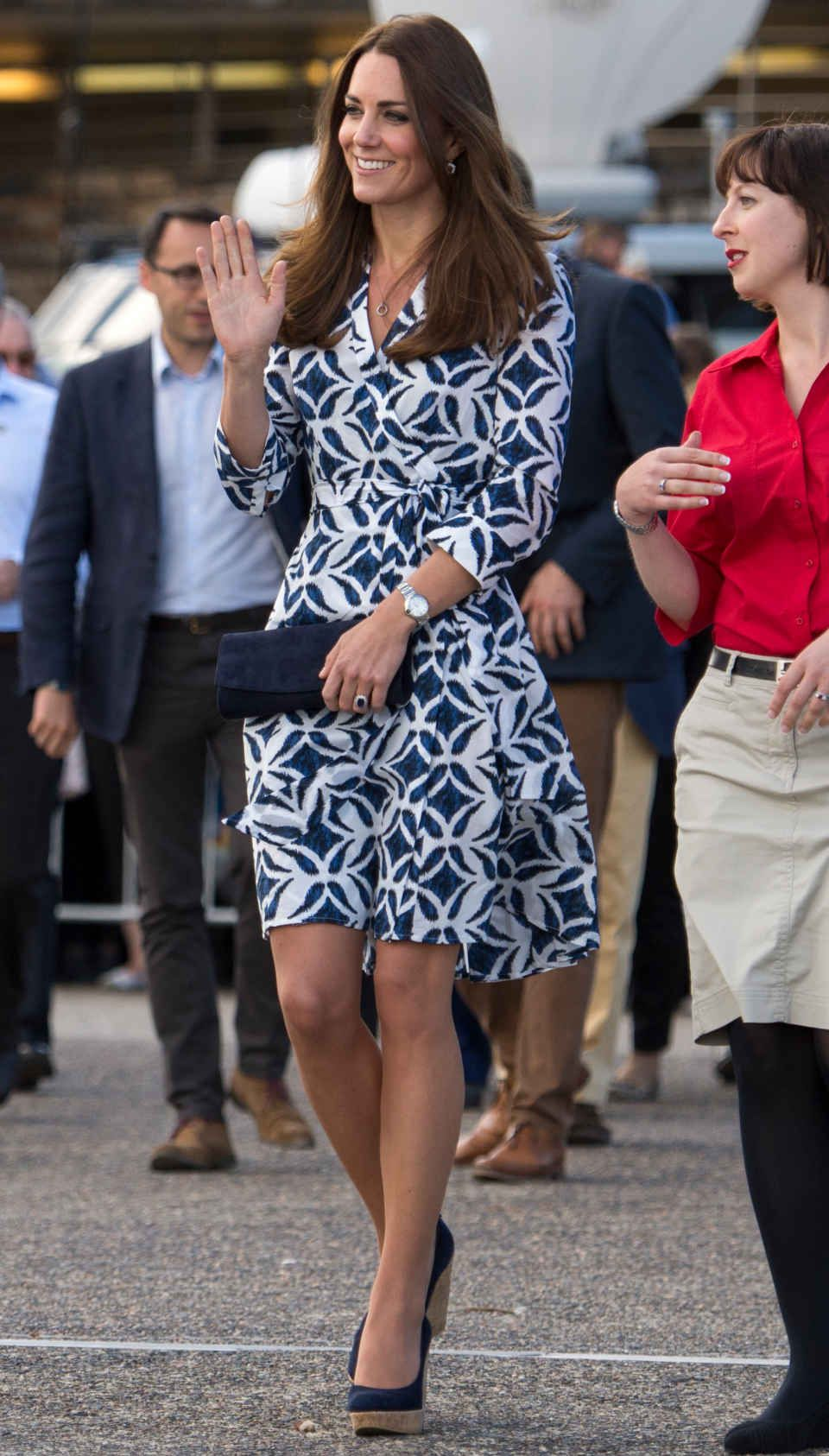 87ce4fd4d4 24 Dresses You'd Totally Find in Kate Middleton's Closet | Things to ...