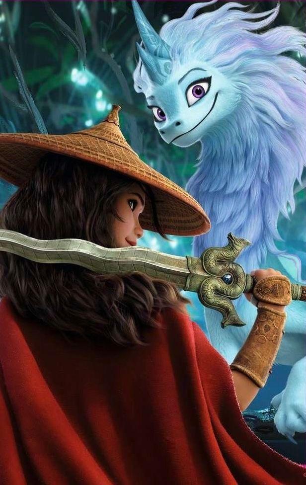 Film Review: Raya and the Last Dragon — Strange Harbors
