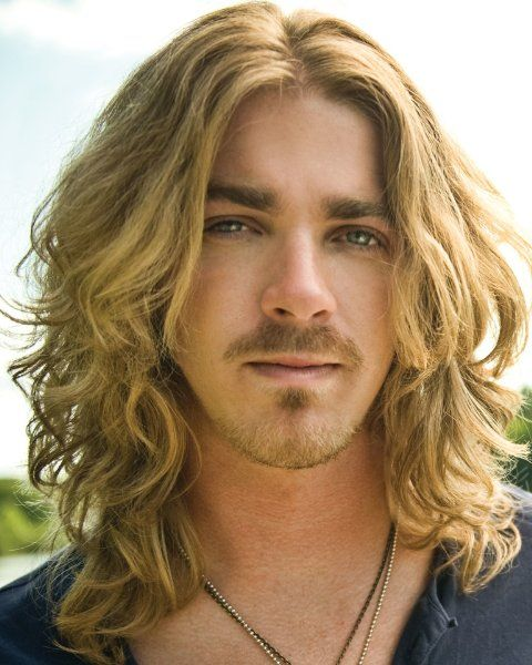 Bucky Covington Love Him Long Hair Styles Men Blonde Guys