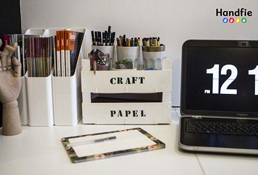 Para organizar para tus papeles para decorar de una - Ideas para organizar papeles en casa ...