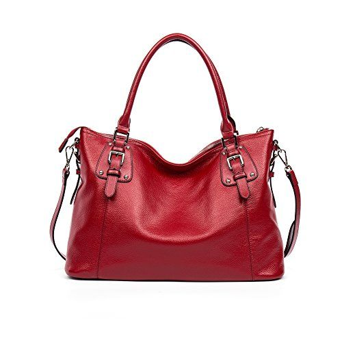 BOSTANTEN Women's Large Vintage Soft Leather Designer Handbags ...