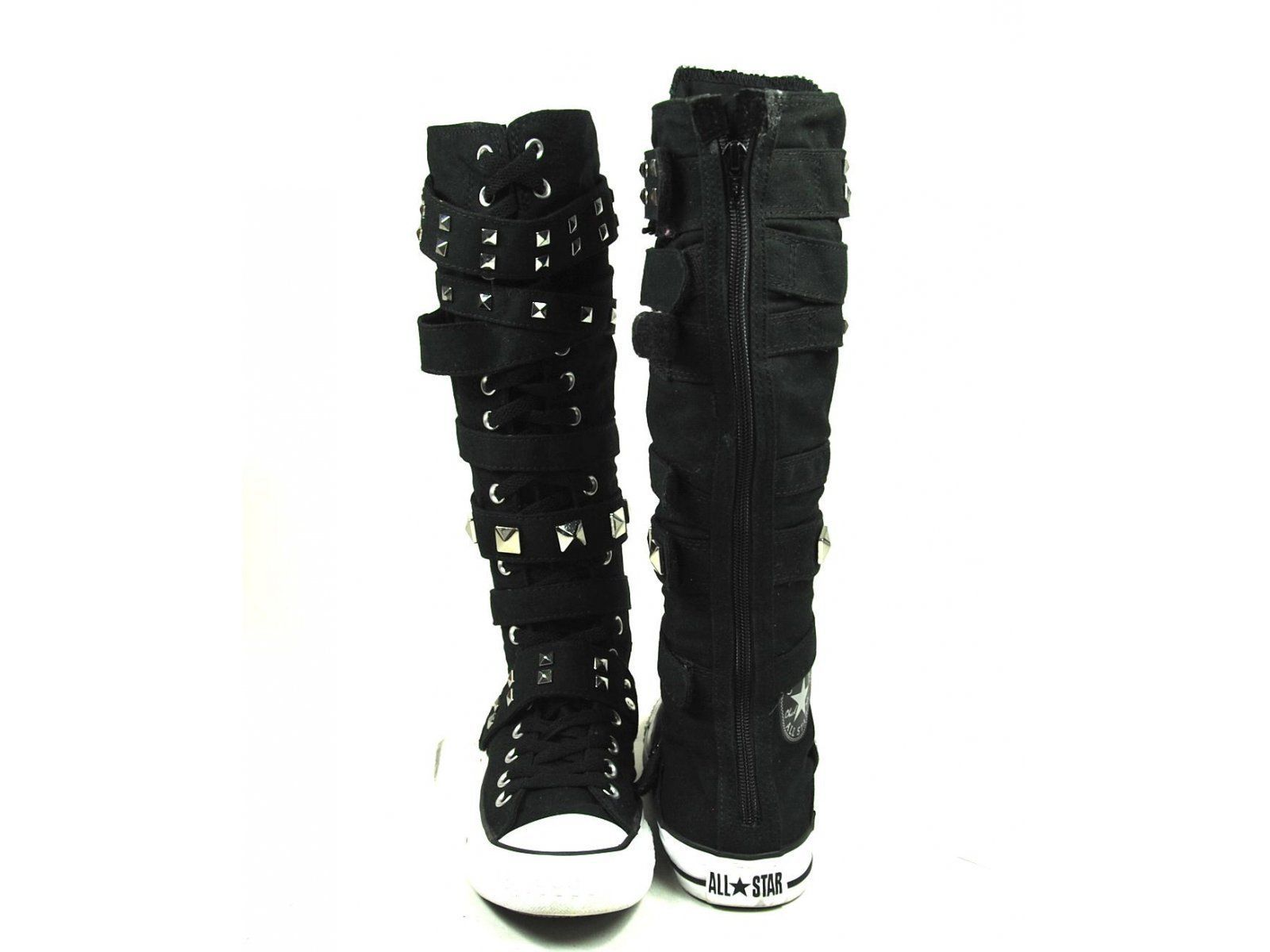Converse with velcro straps for adults