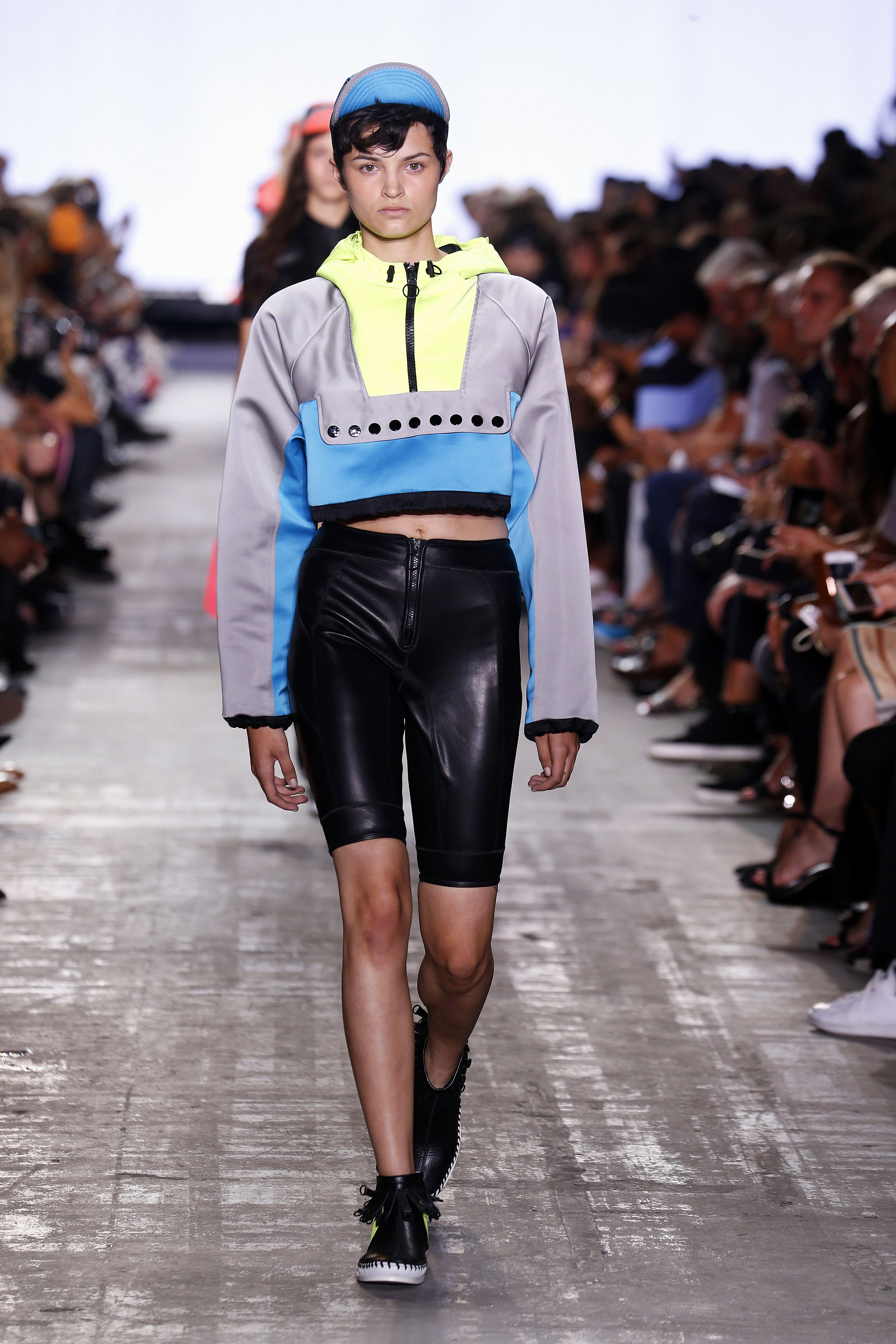 Are Bike Shorts Really Coming Back In Style Fotd Fit Of