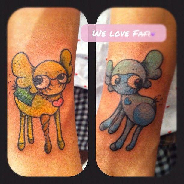 #fafi #tattoo #reikotattoo
