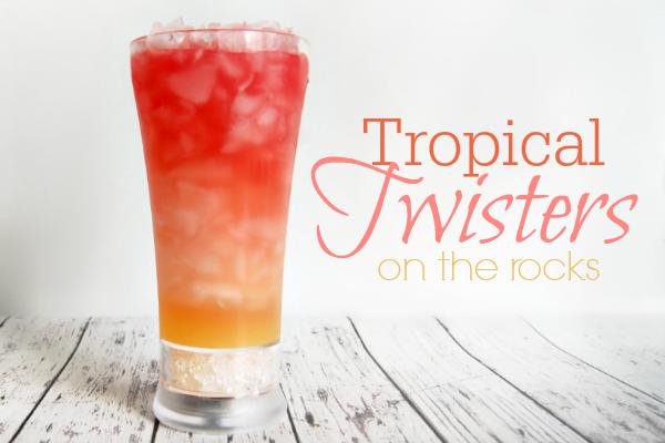 Cranberry Twister Cocktail And Mocktail Mocktails Mocktail Recipe
