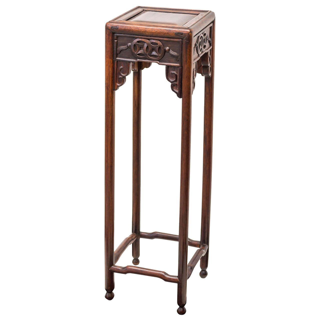 Chinese hong mu vase stand or side table tables modern and chinese hong mu vase stand or side table reviewsmspy