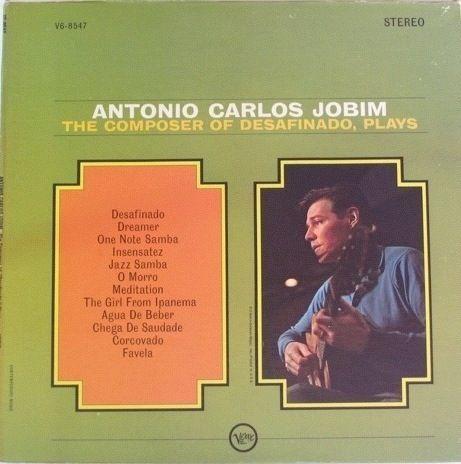 Antonio Carlos Jobim Samba Contemporary Jazz Free Music