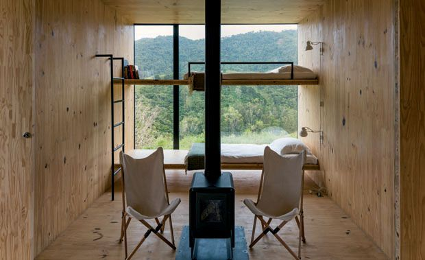 Casa de campo de 45 m² é construída em apenas três meses Casa - forum plan de maison