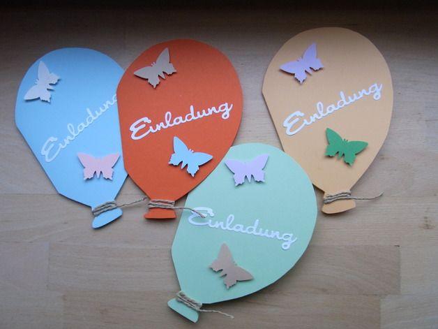 Photo of Hallo,  hier können Sie 4 Einladungskarten zum Kindergeburtstag erwerben. gerne…