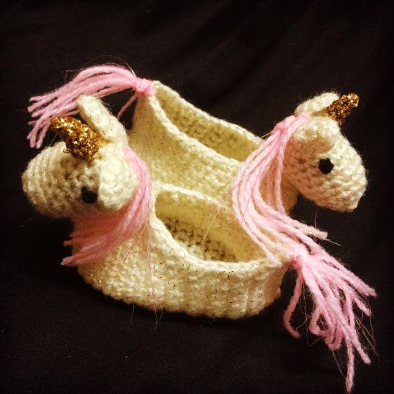 Baby/Child Unicorn Slippers