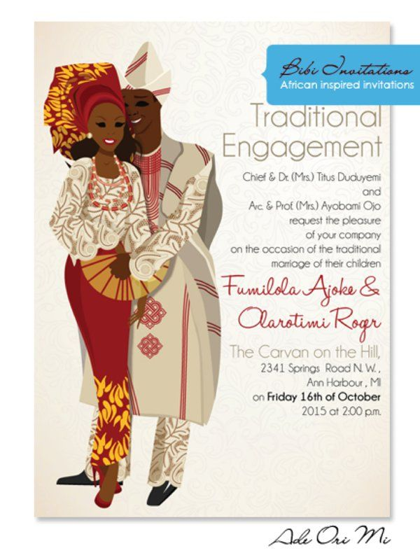 Customize Your Vintage Wedding Invitations Modern Also Ethnic Themed African Online Invitation Store