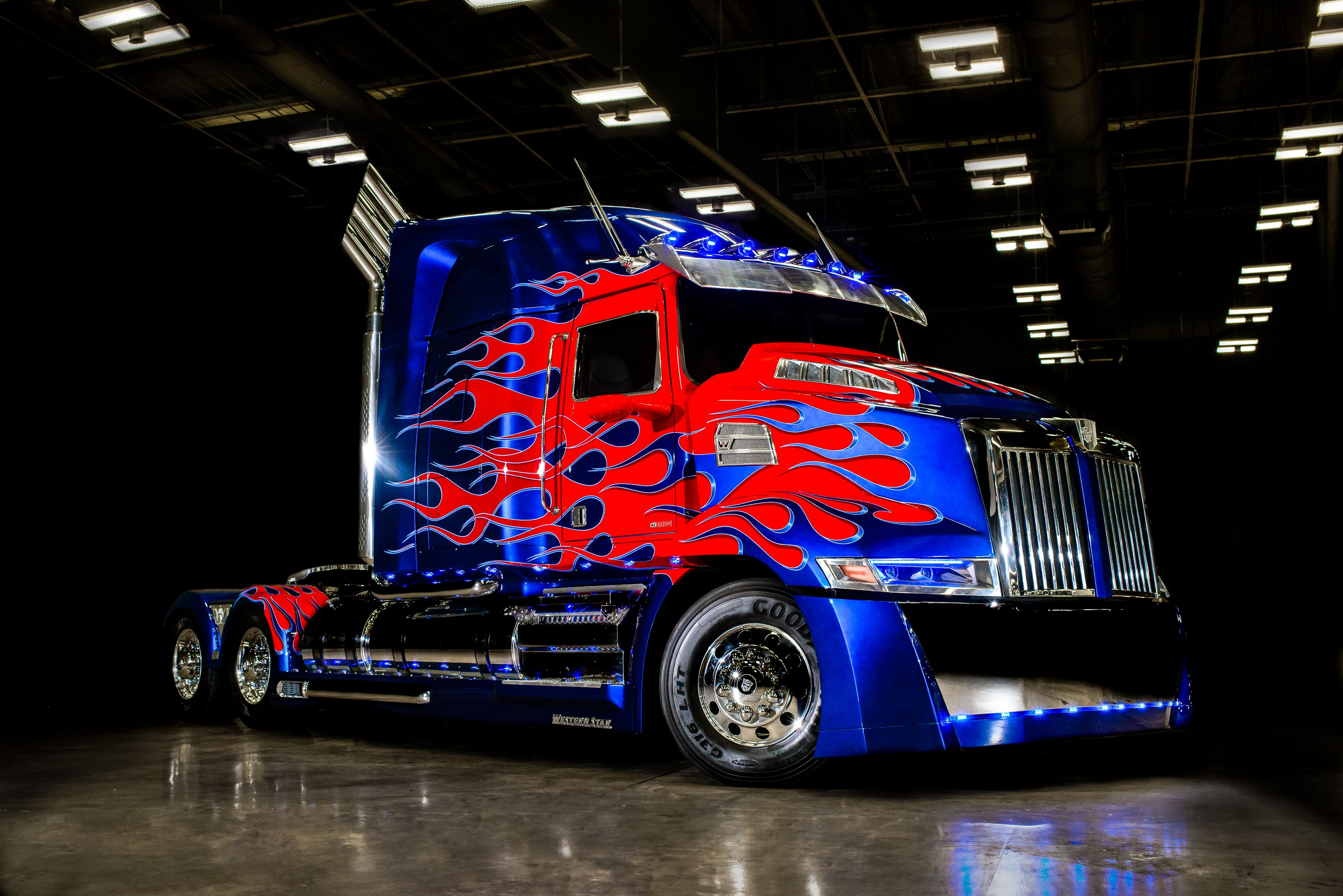 Austin Commercial Photographer Optimus Prime And Car2go With