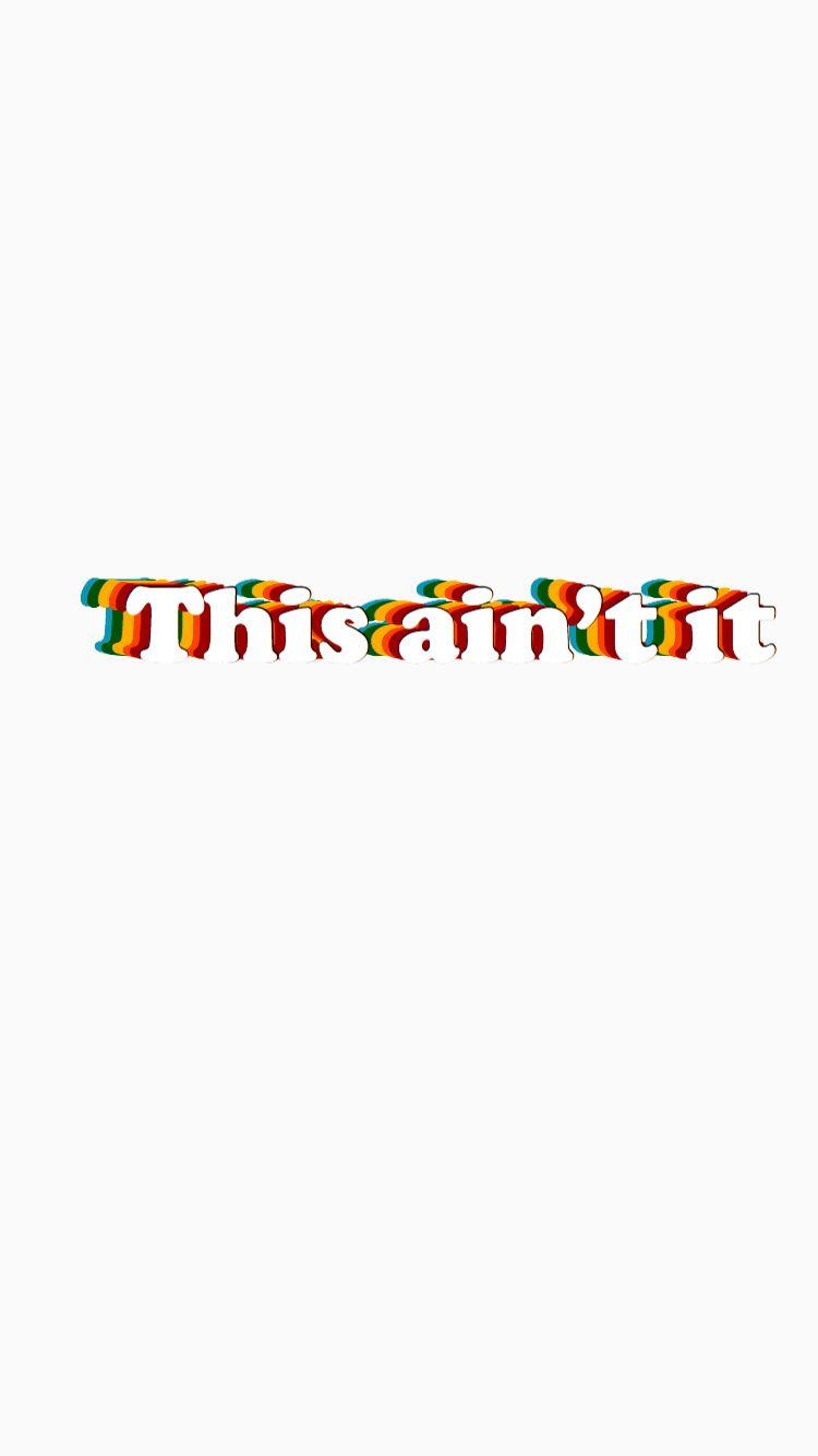 ✯C R E D I T : AriannaNotAriana ✯ | Red in 2019 | Iphone