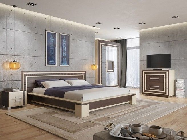 What Will Be The Biggest 2017 Bedroom Trends: 2017 Bedroom Trends: Wall Texture Ideas