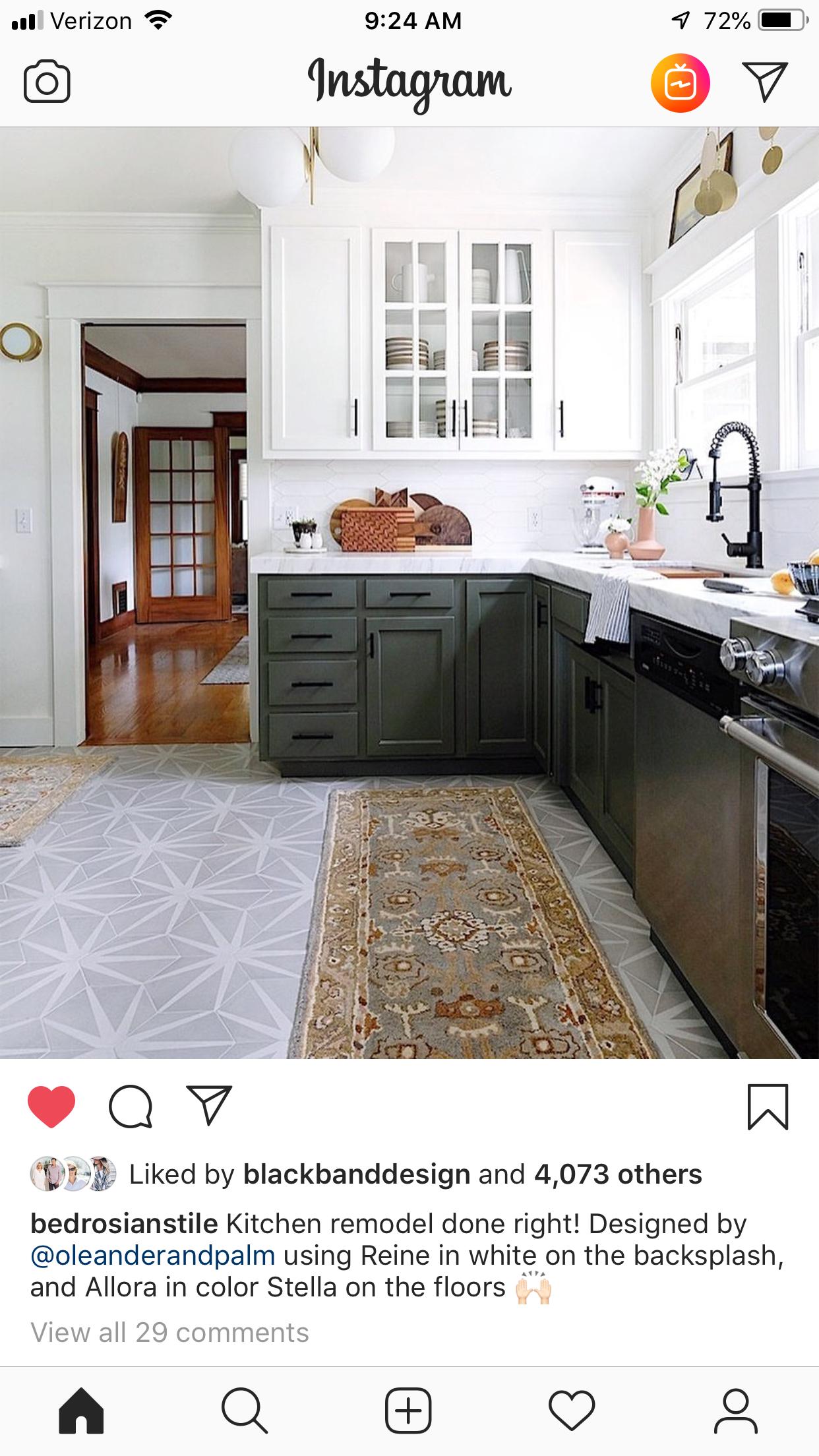 Bedrosian tile flooring Tile floor, House, Flooring