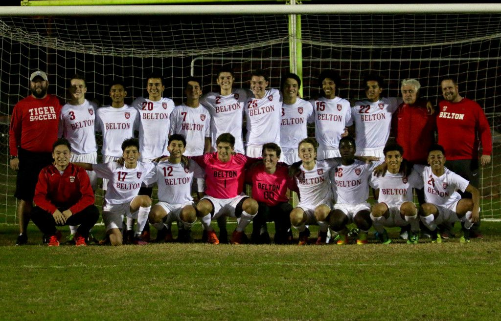 Boys Soccer vs Cove - This is the home of beltontigerathletics.com