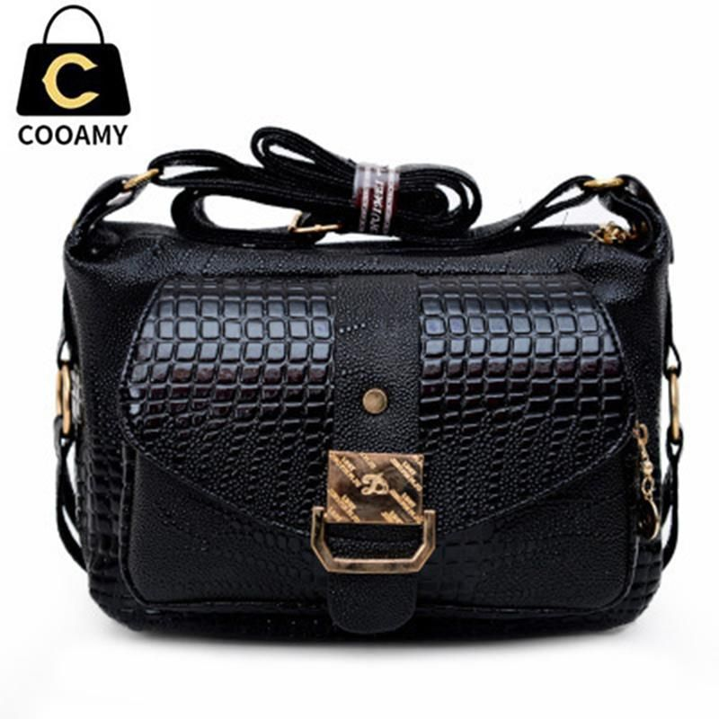 Fashion HandBags For Women Messenger Bags Cheap PU Leather ...