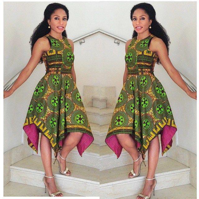 latest nigerian styles, street style fashion, ankara prints, latest ...
