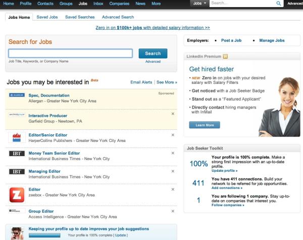 LinkedIn Review Job search, Job board, Virtual assistant